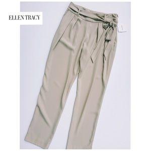 Ellen Tracy High Waist Dress Pants Trousers Size 6